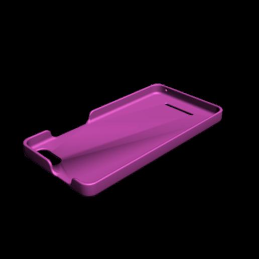 Télécharger objet 3D gratuit Proto Wiko Tommy 3 en TPU Abonnez vous, CE_FABLAB_FREE_WORK_EXCHANGE