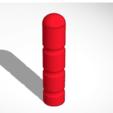 manche de marteau.png Download free STL file Repair hammer handle for welder • 3D printable model, CE_FABLAB_FREE_WORK_EXCHANGE
