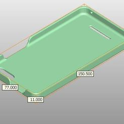 Download free STL file Proto Wiko Tommy 3 in TPU Subscribe, CE_FABLAB_FREE_WORK_EXCHANGE