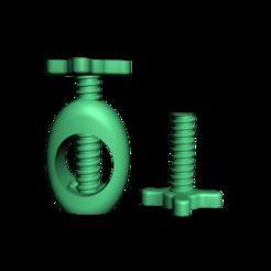 Impresiones 3D NUT CASO XXL, CE_FABLAB_FREE_WORK_EXCHANGE