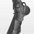 Télécharger modèle 3D Montre Reaper Pumpkin overwatch, Skinner