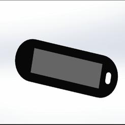 2019-12-01_14_51_00-Assemblage.mkv.png Download free STL file Label holder • 3D print template, Thomy