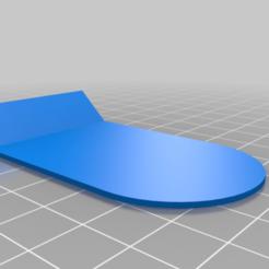 Download free STL file folding template AFNOR covid mask • 3D printing model, Thomy