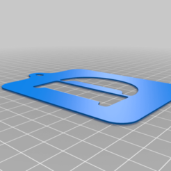 Lettre_D.png Download free STL file Stencil • 3D printing model, Thomy