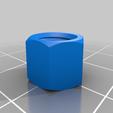 M6_Ecrou.png Télécharger fichier STL gratuit poignee • Design à imprimer en 3D, Thomy