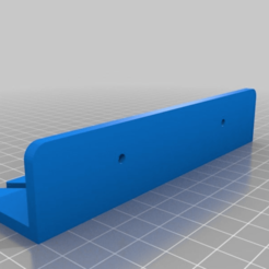 93956c28cdf087980bcf397c80438b82.png Download free STL file wall bracket for fishing rods • 3D printable model, Thomy