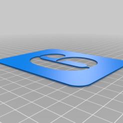 6.png Download free STL file Stencil • 3D printing model, Thomy