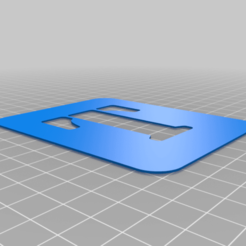 T.png Download free STL file Stencil • 3D printing model, Thomy