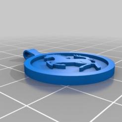 84d8cc479862271a8b23b4cfcfa27328.png Download free STL file pendentif Ferrari • Model to 3D print, Thomy