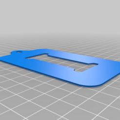 Lettre_I.png Download free STL file Stencil • 3D printing model, Thomy