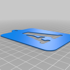 Lettre_A.png Download free STL file Stencil • 3D printing model, Thomy