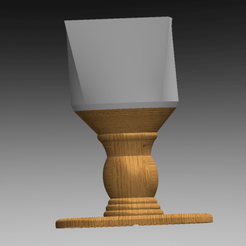 Lampe.png Download free STL file Lamp • Template to 3D print, Thomy