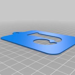 Lettre_J.png Download free STL file Stencil • 3D printing model, Thomy