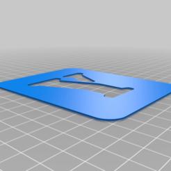 Y.png Download free STL file Stencil • 3D printing model, Thomy
