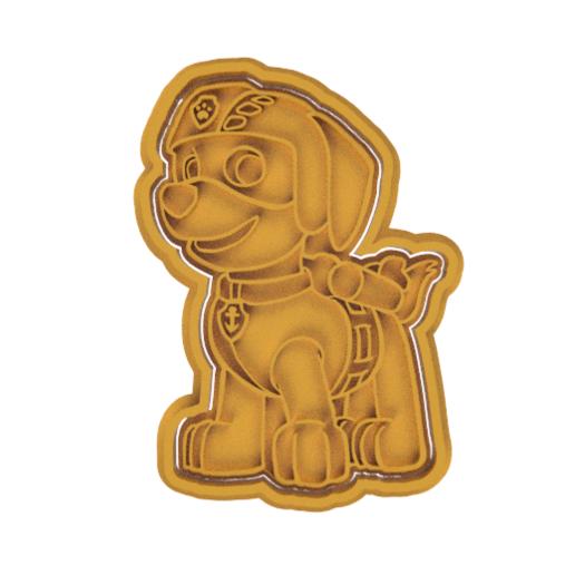 Zuma.png Télécharger fichier STL Zuma de Paw Patrol Cookie Cutter • Modèle pour imprimante 3D, dwain