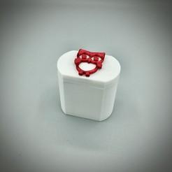 Télécharger modèle 3D Boîte à dents pour enfants (thème du hibou), dwain