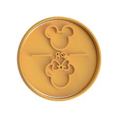 girl or boy v2.png Télécharger fichier STL Micket et Minnie, le beurre de biscuit pour fille ou garçon • Plan à imprimer en 3D, dwain