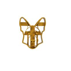 German.png Télécharger fichier STL Coupe-biscuits pour chien de berger allemand • Plan imprimable en 3D, dwain