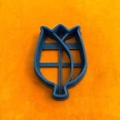 91499795_1479078638937596_1362580376110759936_n.jpg Download STL file Tulip Cookie Cutter • 3D printable model, dwain