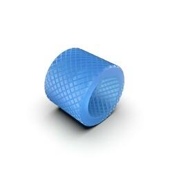 untitled.128.jpg Télécharger fichier STL Protecteur de fil de bouche - épais (ASG USW A1) • Modèle à imprimer en 3D, Math3w