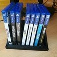 Download free 3D print files Blu ray storage unit, arsenal_57