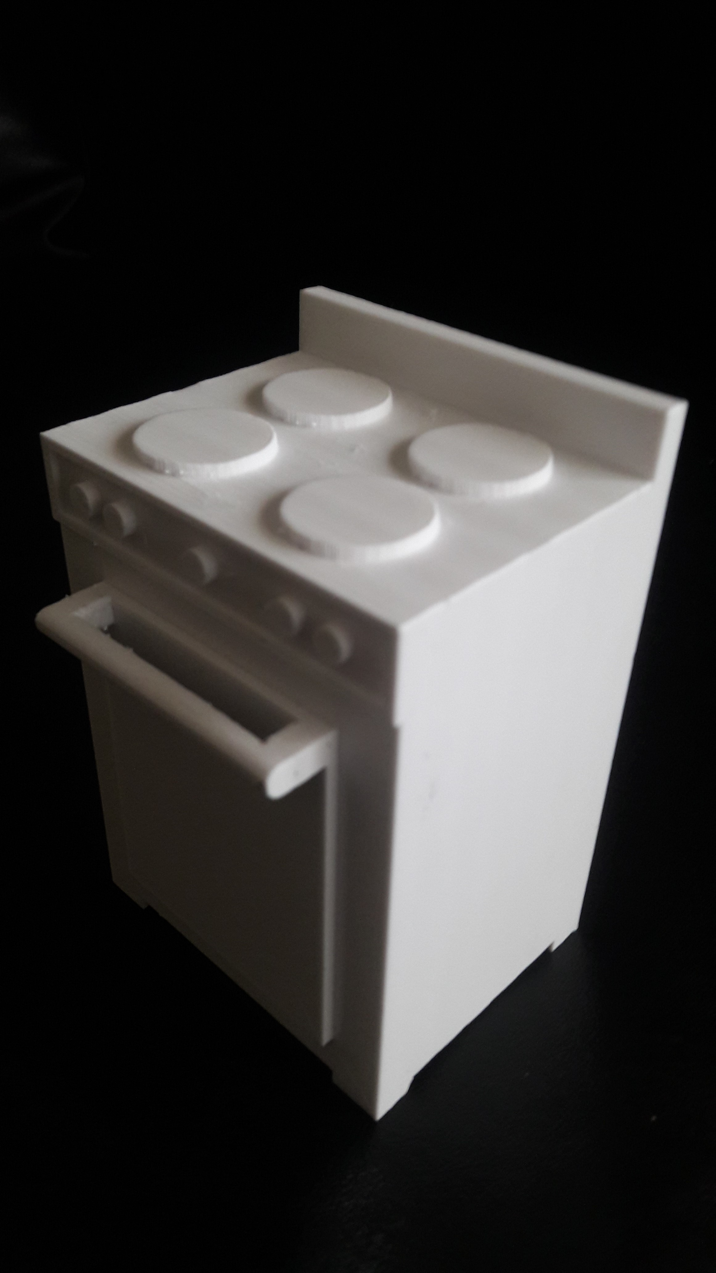 cocina2 (1).jpg Download STL file KITCHEN FOR DOLL'S HOUSE • Template to 3D print, ELBONAERENSE