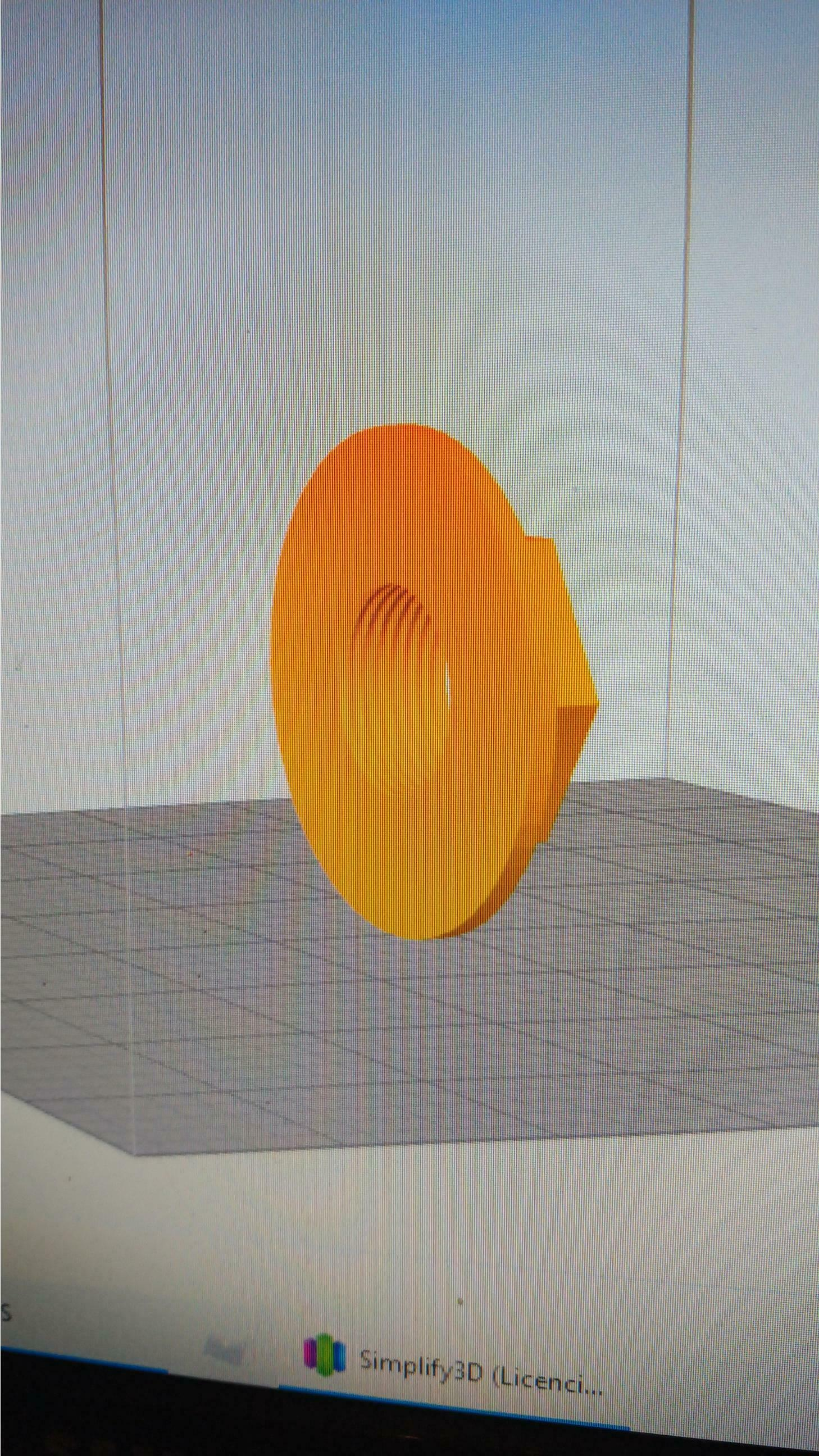 TUERCA 1.jpeg Download STL file Spacers • 3D printer model, ELBONAERENSE