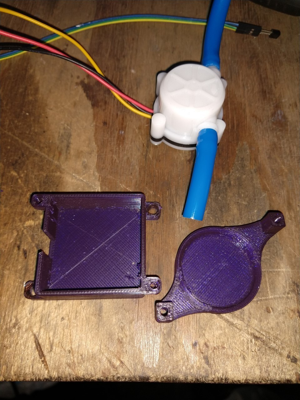 caudalimetro4.jpg Télécharger fichier STL gratuit COMPTEUR D'EAU • Design pour imprimante 3D, ELBONAERENSE