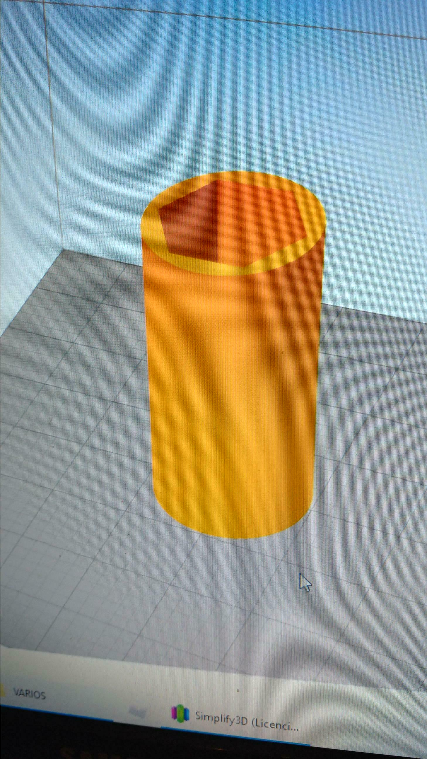 TUBO ROSCA 34.jpeg Download STL file Spacers • 3D printer model, ELBONAERENSE
