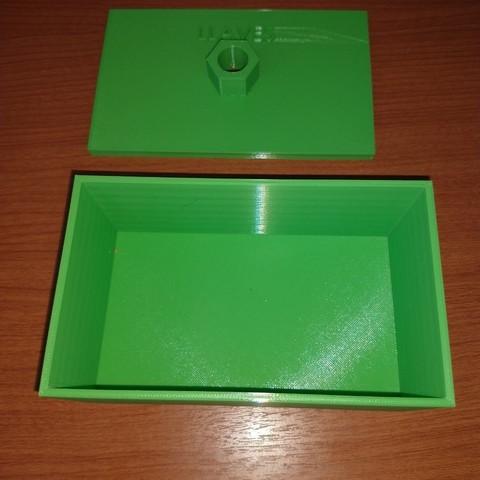 portallave4.jpg Download free STL file MULTIUSE BOX • 3D printing object, ELBONAERENSE
