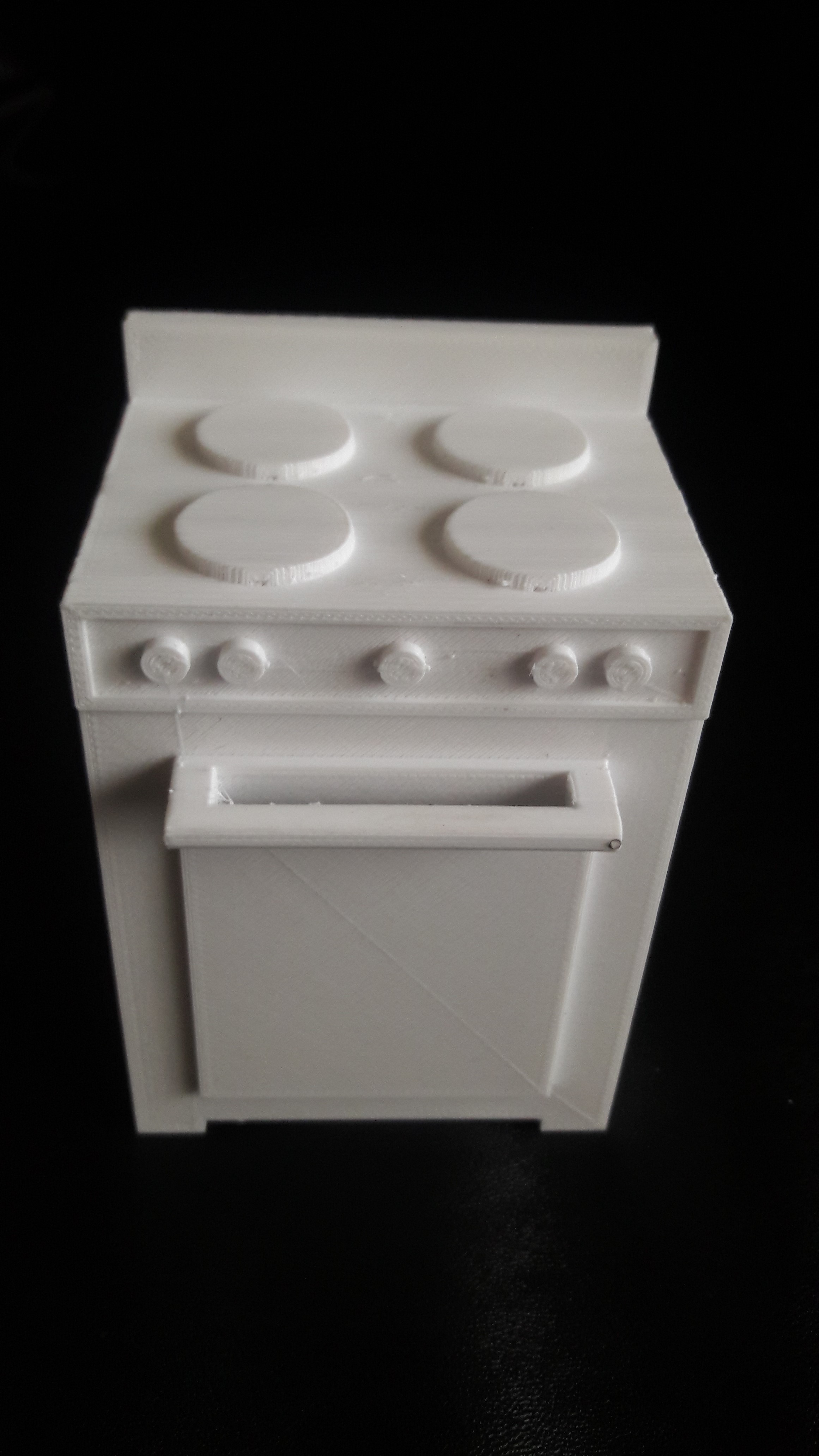 cocina2 (2).jpg Download STL file KITCHEN FOR DOLL'S HOUSE • Template to 3D print, ELBONAERENSE