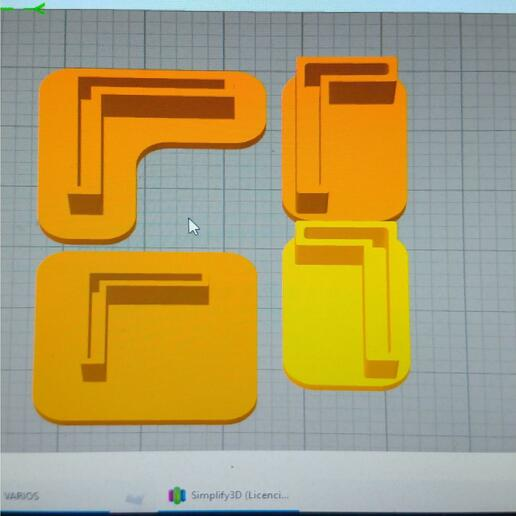 FOTO PORTADA.jpeg Download STL file Shelf Legs • 3D print design, ELBONAERENSE