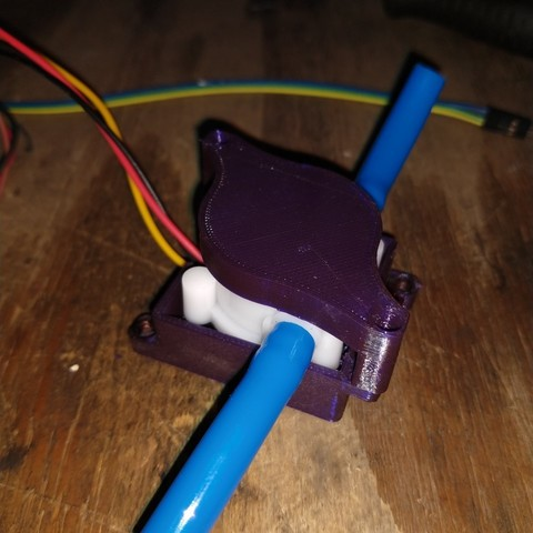 caudalimetro2.jpg Télécharger fichier STL gratuit COMPTEUR D'EAU • Design pour imprimante 3D, ELBONAERENSE
