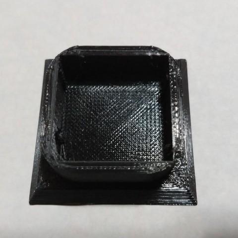 Download free 3D printer files TABLE FOOT, ELBONAERENSE