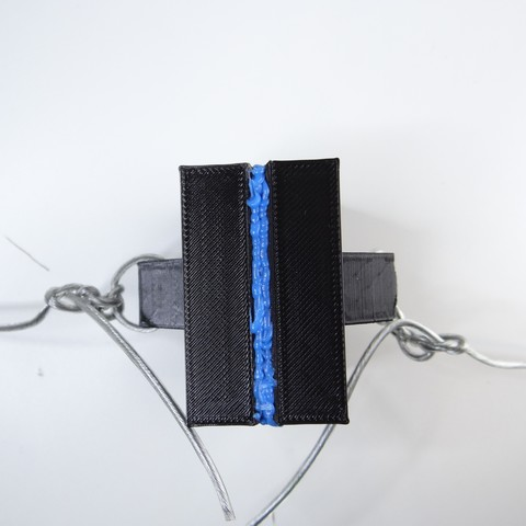 DSC00593.JPG Download free STL file Welding 3D prints with 3D pen sample for test • Model to 3D print, NikodemBartnik
