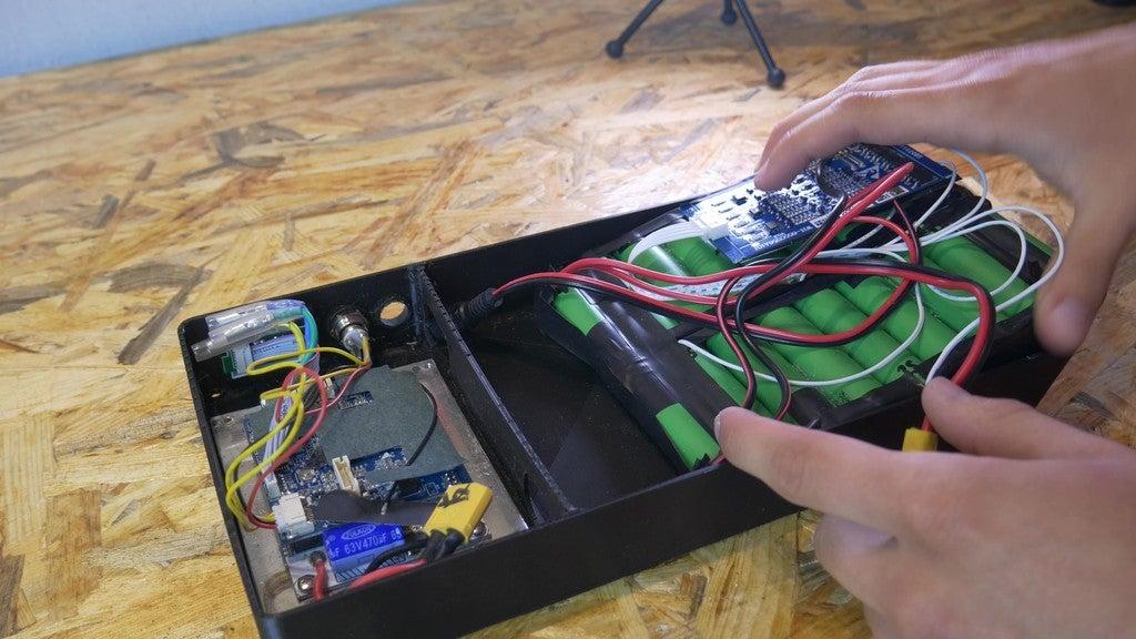 b241da9913cc47a13520f344e699f661_display_large.jpg Télécharger fichier STL gratuit Planche de bricolage électrique Longboard • Objet imprimable en 3D, NikodemBartnik