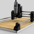 STL gratuit DIY Dremel CNC #1 design et pièces (Arduino, profilés d'aluminium, pièces imprimées en 3D), NikodemBartnik
