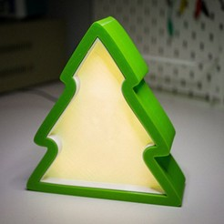 P1550454.jpg Download free STL file LED Christmas Tree • Object to 3D print, NikodemBartnik