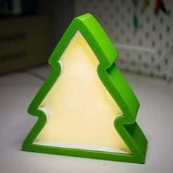 mini.jpg Download free STL file LED Christmas Tree • Object to 3D print, NikodemBartnik