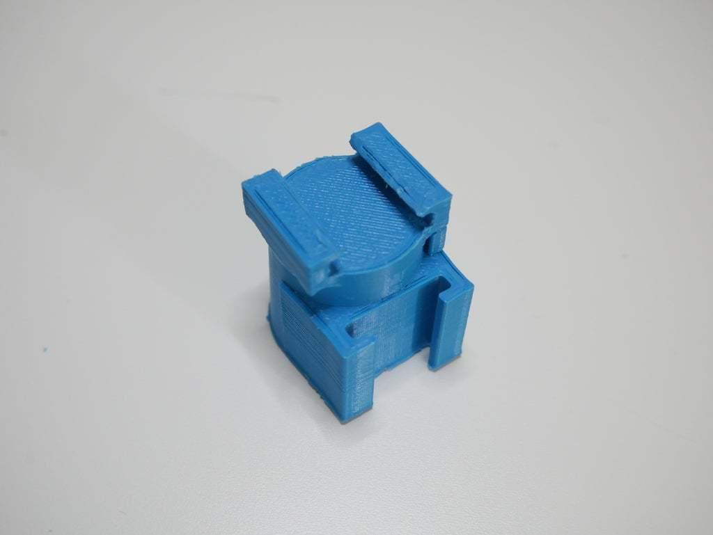 P1370119.JPG Télécharger fichier STL gratuit Adaptateur de balai pour micro perche • Design pour impression 3D, NikodemBartnik