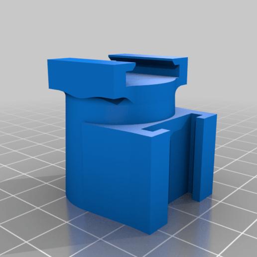 bom_mic_broom.png Télécharger fichier STL gratuit Adaptateur de balai pour micro perche • Design pour impression 3D, NikodemBartnik
