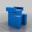 Télécharger plan imprimante 3D gatuit Adaptateur de balai pour micro perche, NikodemBartnik