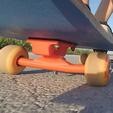 Télécharger objet 3D gratuit Camion de planche à roulettes, NikodemBartnik