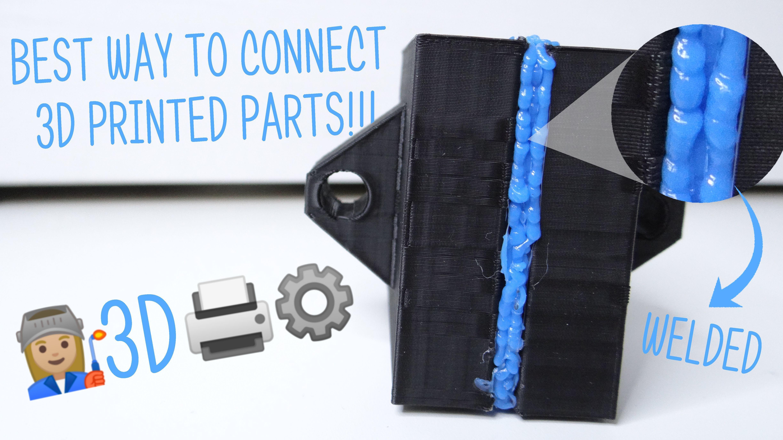 mini_yt.jpg Download free STL file Welding 3D prints with 3D pen sample for test • Model to 3D print, NikodemBartnik