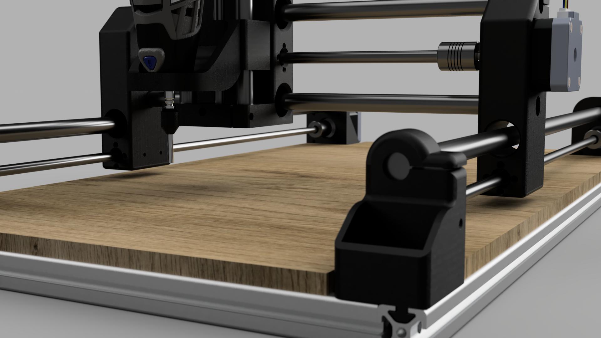 cnc_1_2018-Jun-28_01-21-22PM-000_CustomizedView22081105197_png.png Download free STL file DIY 3D Printed Dremel CNC • 3D printer object, NikodemBartnik