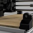 Impresiones 3D gratis DIY Dremel CNC #1 diseño y partes (Arduino, perfiles de aluminio, partes impresas 3D), NikodemBartnik