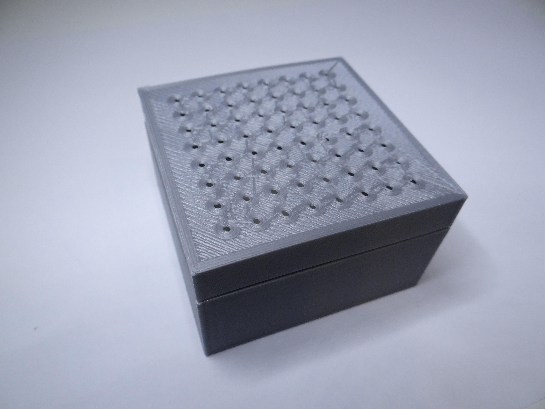 DSC00686.JPG Download free STL file Salt cellar/container • 3D printable template, NikodemBartnik
