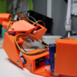Download free STL file Snake robot • 3D print model, NikodemBartnik