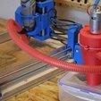 Download free 3D printer files 3D Printed Vacuum Cleaner For CNC Machine, NikodemBartnik