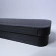 Download free 3D printing templates Simple toothbrush case - Useful 3D prints: #1 Bathroom, NikodemBartnik